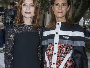 Photos - Camélia Jordana, Léa Seydoux, lles stars au défilé Louis Vuitton Croisière 2019