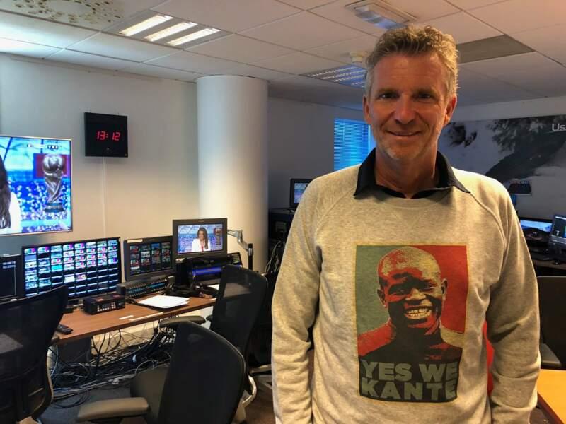 Denis Brogniart soutien les Bleus mais a une préférence pour N'Golo Kanté