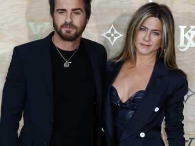 PHOTOS - Jennifer Aniston et Justin Theroux : assortis en total look noir