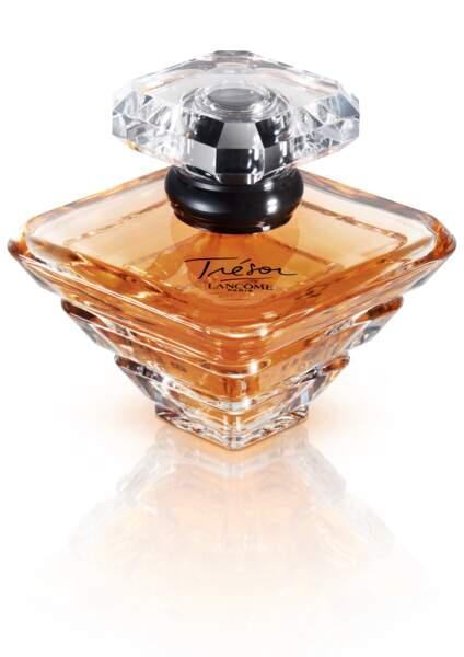 Trésor, le parfum de toute une vie