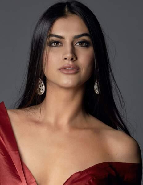 Tansu Sila Cakir, Miss Turquie