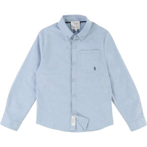 Chemise en coton, Carrément beau chez Kids Aroud, 39 €