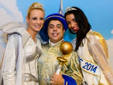 Les Miss à Disneyland Paris pour le Secours populaire français
