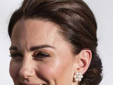 PHOTOS - Le nouveau look de Kate Middleton surprend