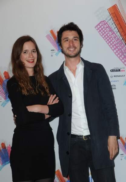 Céline Devaux et Jérémie Elkaïm