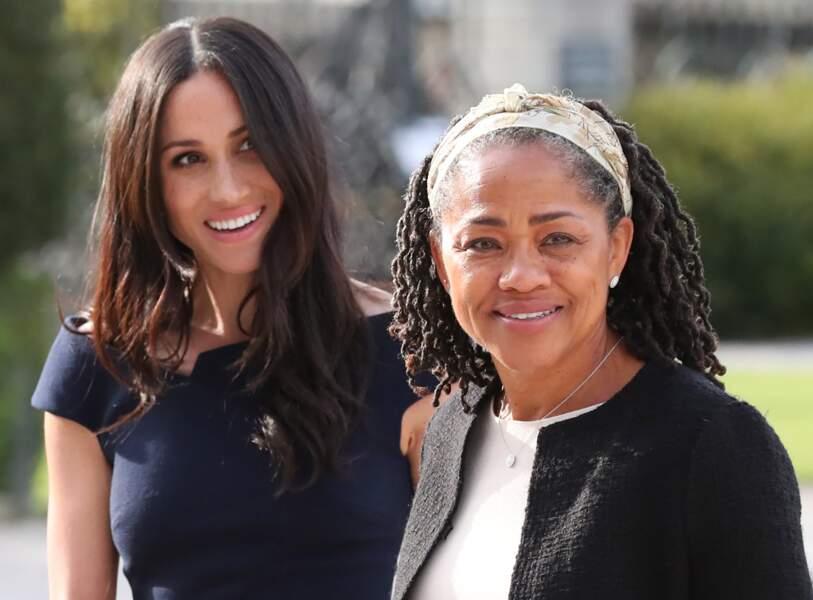 Meghan Markle accueille sa mère Doria Ragland