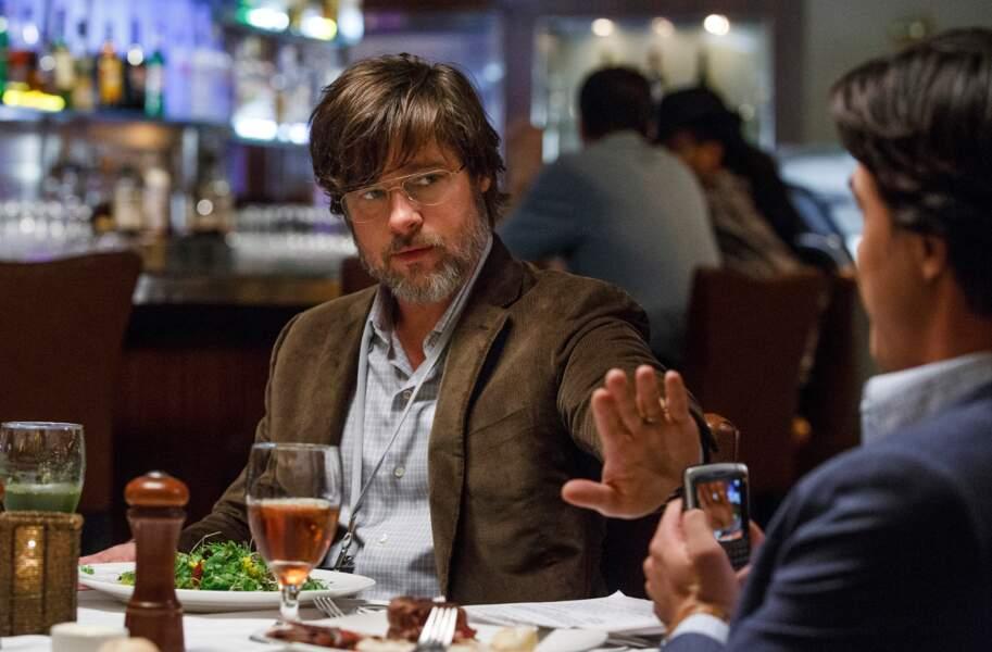 Brad Pitt dans The big short: Le casse du siècle (2015)
