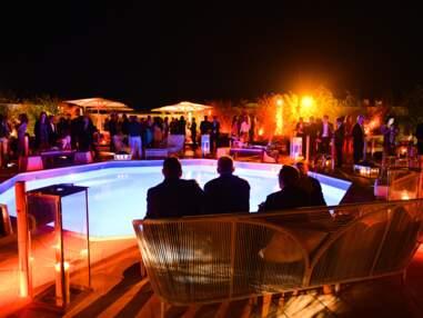 Cannes by night - Marion Cotillard au Club by Albane