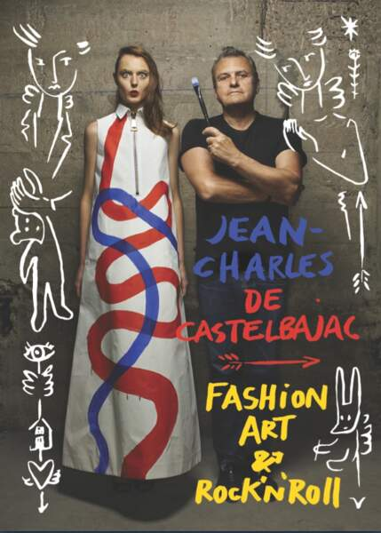 Livre Fashion Art & Rock n'Roll, 79,90 € (Les Editions TeNeues et Yellowkorner par Jean-Charles de Castelbajac en v