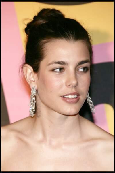 Le 28 mars 2009, à Monaco, au bal de la Rose.