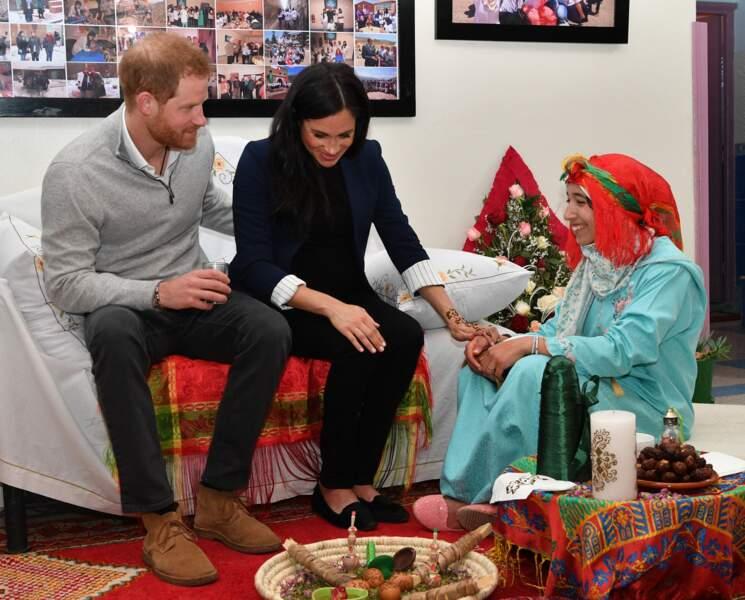 Le prince Harry très attentionné envers Meghan Markle