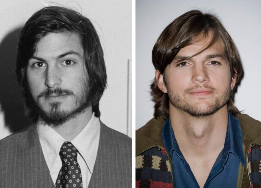 Ashton Kutcher devient Steeve Jobs