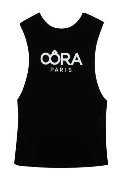 Collection Sport Oôra, Débardeur imprimé, 17,99€