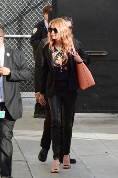 Julia Roberts craque également pour les jeans J Brand !