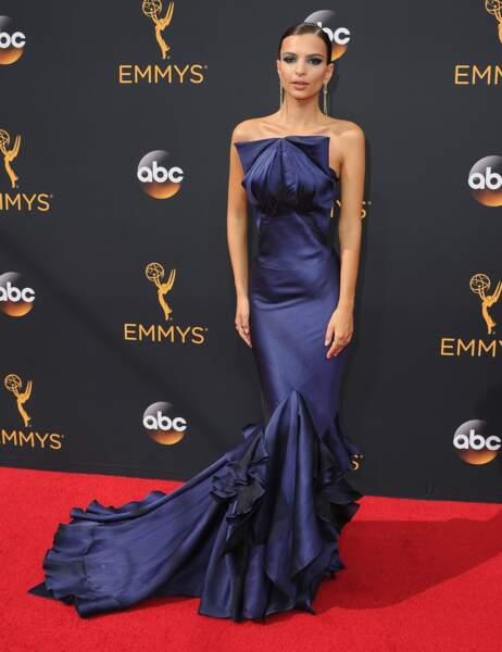68e cérémonie des Emmy Awards - Emily Ratajkowski