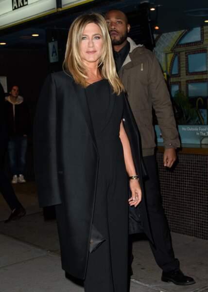 Jennifer Aniston très classe aux Etats-Unis