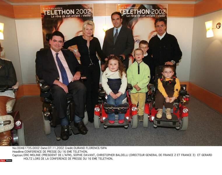Lors de l'édition 2002