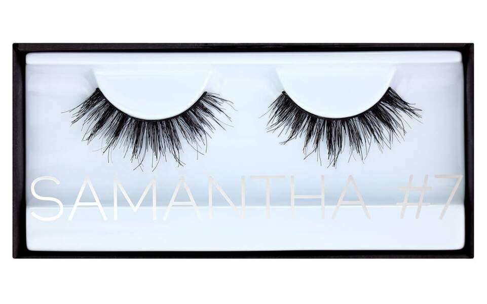 Faux cils Samantha # 7, Huda Beauty, 18,50€