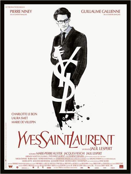 Yves Saint Laurent de Jalil Lespert est sorti en 2014