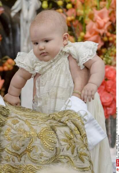 Baptême du Prince Alexander de Suède