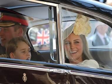 PHOTOS - Le look inattendu du prince George lors du mariage de Meghan et Harry