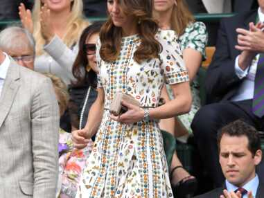 Princesse Kate, reine du style à Wimbledon