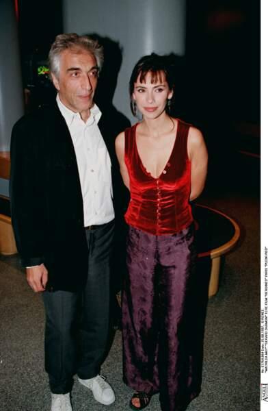 Ils auront deux enfants : Sarah en 1994 et Jules en 1997.