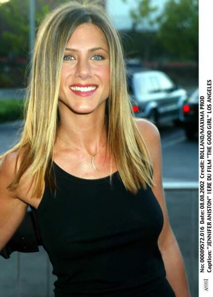 Jennifer Aniston en 2002