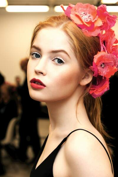 L'irrésistible accessoire fleurs de Chanel