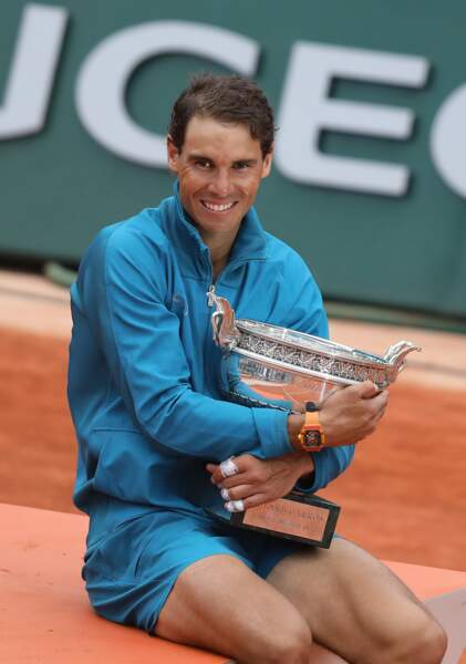 Rafael Nadal à Roland-Garros