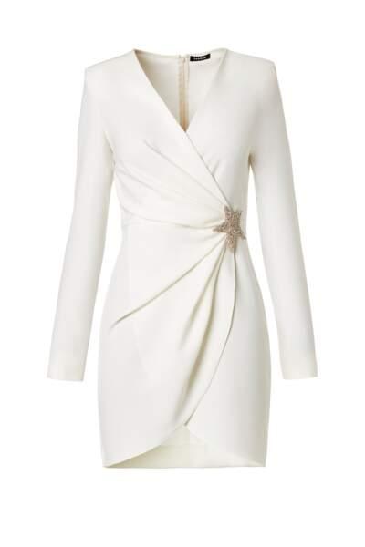 Robe courte Parosh, 450 €