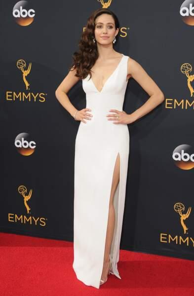 68e cérémonie des Emmy Awards - Emmy Rossum