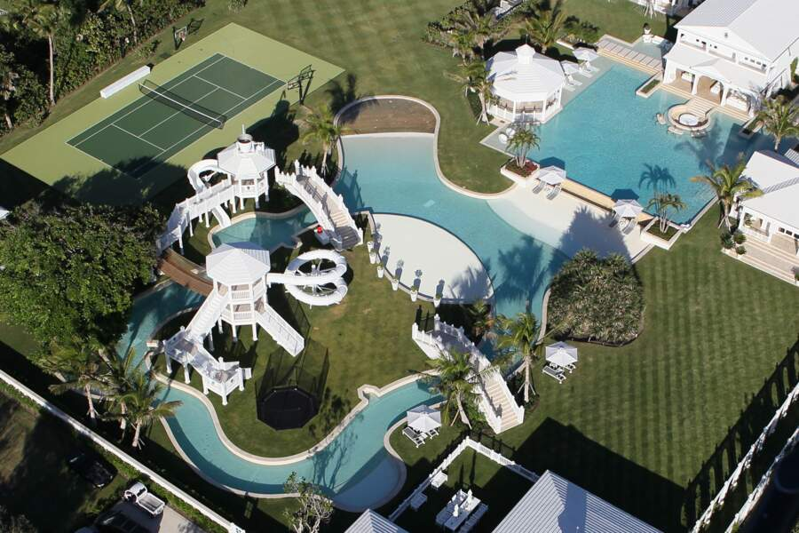 Jupier Island, le paradis de Céline Dion est vendu
