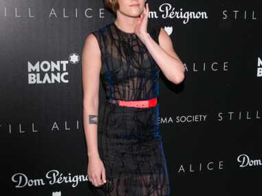 Shopping beauté de star - Le smoky bleu de Kristen Stewart