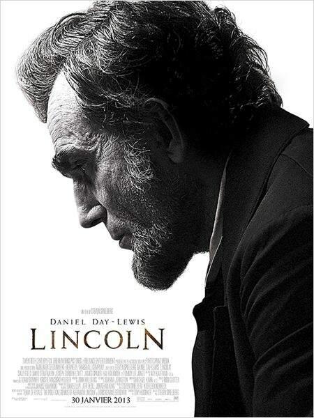 Lincoln de Steven Spielberg est sorti en 2013
