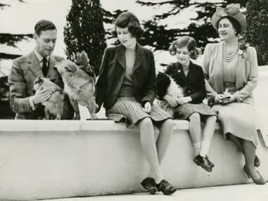 Mode - La famille royale d'Angleterre restée dans les années 1940 ?