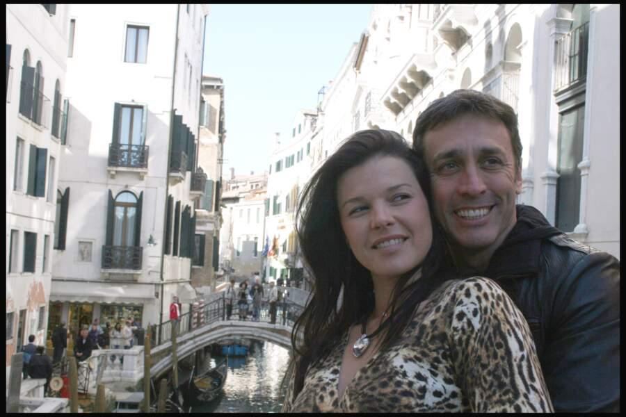 En 2010, Daniel Ducruet avait invité sa belle Kelly Lancien à Venise