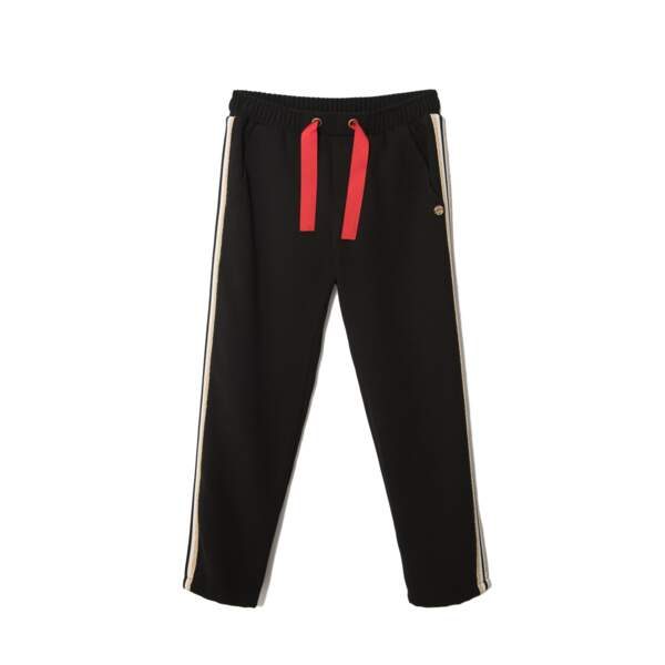 Pantalon de jogging, 99 €, Ikks Junior.