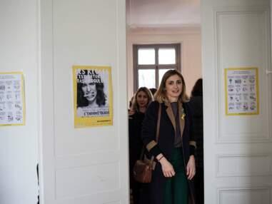 Les stars à l'Endo-marche à Paris