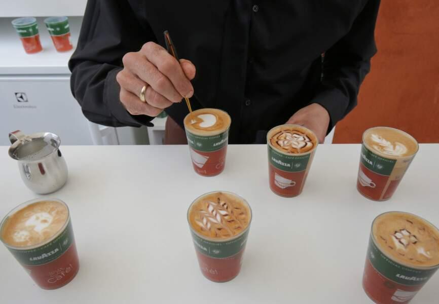 Coffee Art by Lavazza