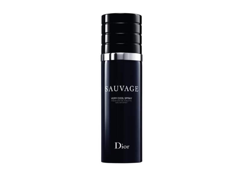Very Cool Spray Sauvage, Dior, 73 €