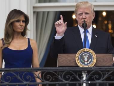 Melania Trump passe la fête nationale à la Maison Blanche
