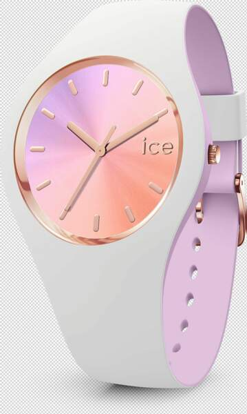 Montre duo chic, 99 €, Ice watch.