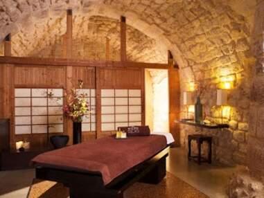 5 massages détox