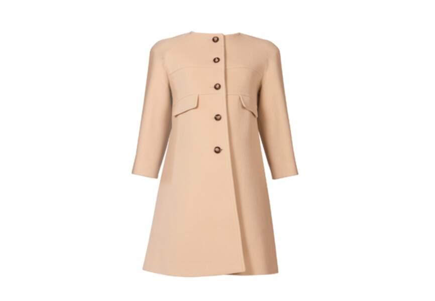 Le Manteau Cachemire luxe de Séraphine – 249€