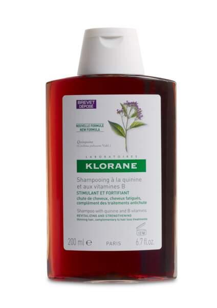 le shampooing à la quinine pour fortifier les cheveux