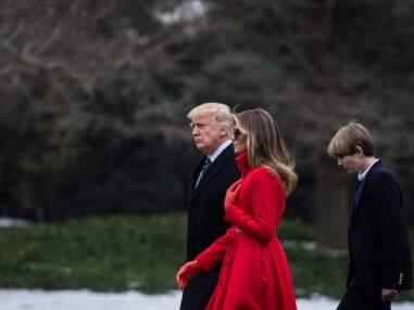 Melania Trump, un style de plus en plus sage