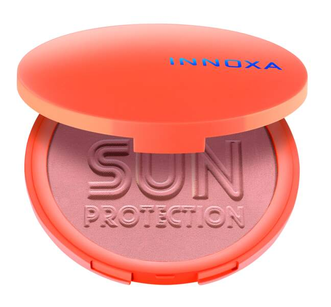 Poudre de Soleil Sun Protection, Innoxa, 18,80 €