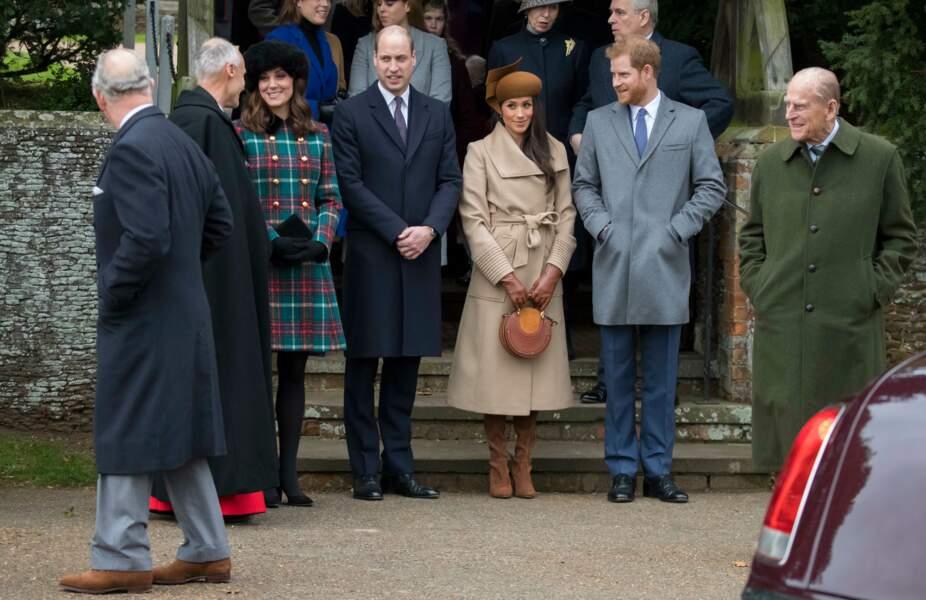 Quand Meghan Markle a été invitée à Sandringham avant son mariage avec Harry