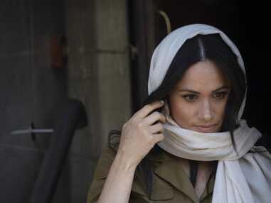 PHOTOS - Meghan Markle rend hommage à Lady Di pour visiter la mosquée du Cap